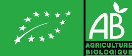 Logos Agriculture Biologique France et Europe